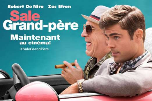 Sale cliché que ce Dirty Grandpa