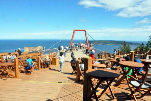 Saison touristique exceptionnelle en Gaspésie