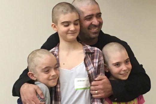 86 personnes participent au Défi Têtes à prix de l'Association du cancer de l'Est du Québec