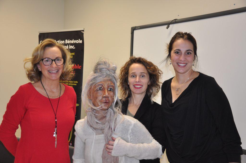 Lancement du projet «Avec les aînés : contre la maltraitance» dans Rocher-Percé