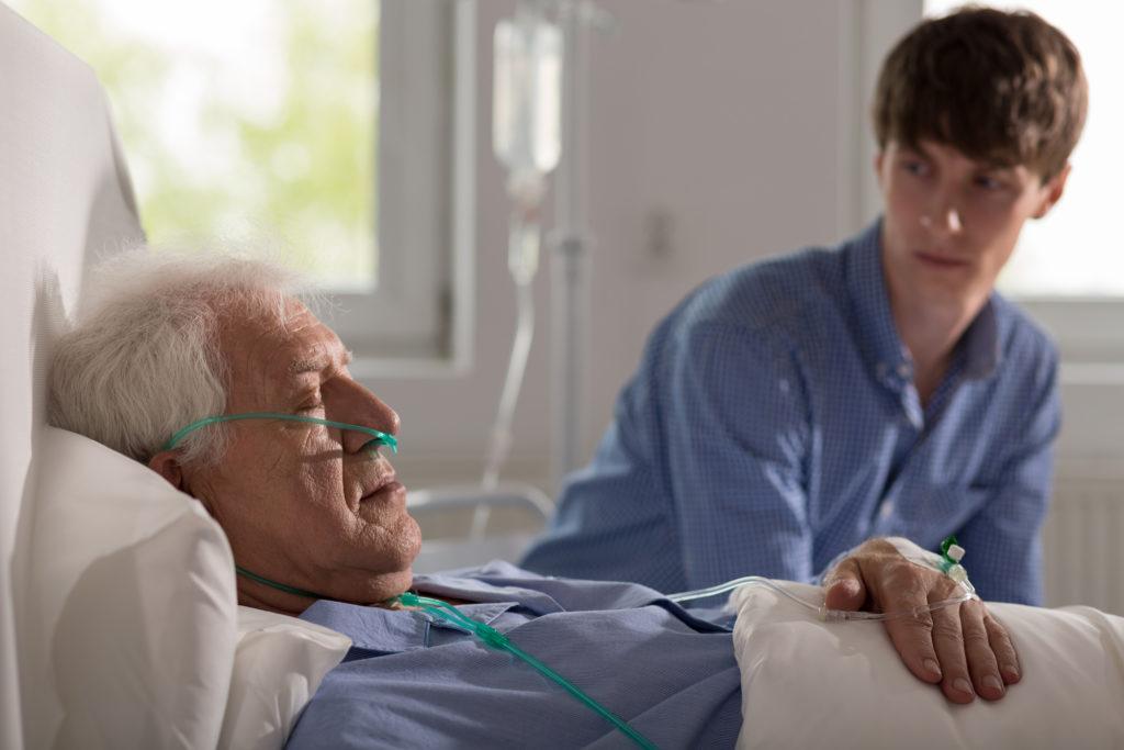 Aide médicale à mourir : cinq demandes sur onze acceptées en deux ans