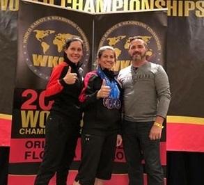 Suzie Rail de Grande-Rivière championne du monde !