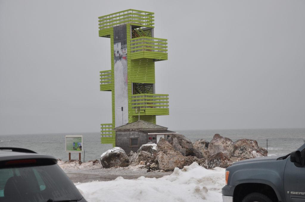 ALERTE : de fortes marées frapperont le sud de la Gaspésie