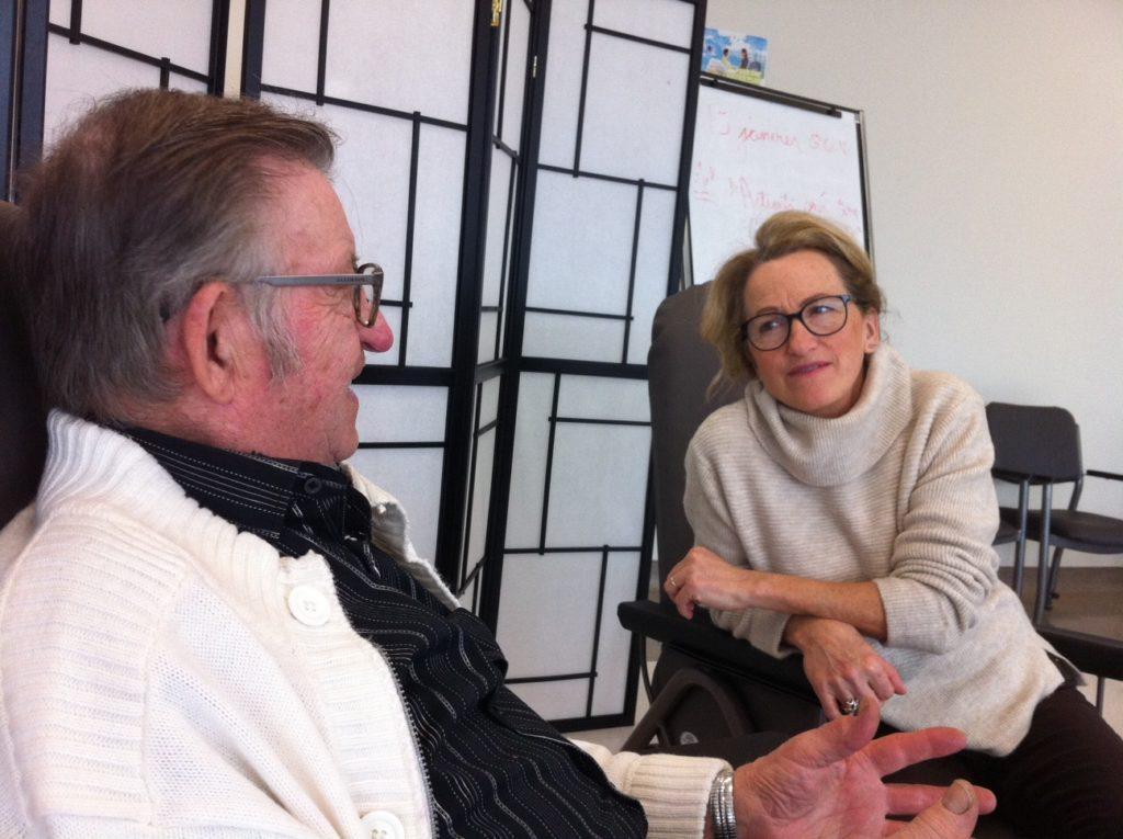Alzheimer: une maladie qu'il ne faut pas cacher