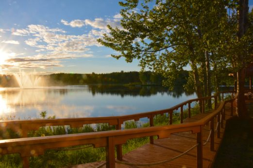 Le dossier du lac Vachon sera réglé en juin