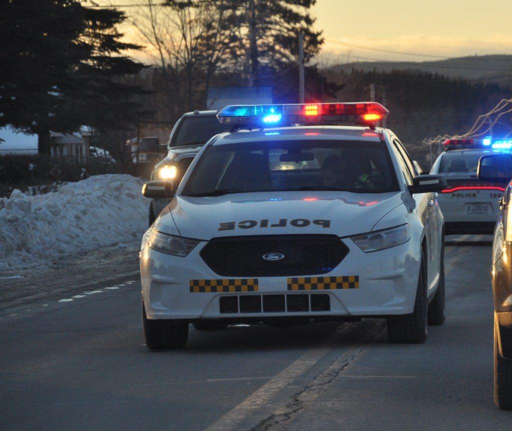 Deux personnes sauvées par les policiers de Pabos