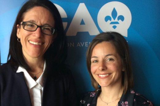 Hélène Desaulniers représentera la CAQ dans Bonaventure