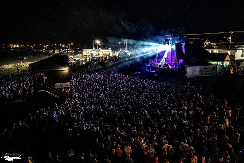 15 000 personnes et un record d'achalandage pour le Festi-Plage