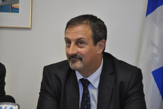 Malgré un cancer, Sylvain Roy sera de la campagne électorale